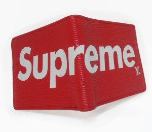 Carteira Louis Vuitton Supreme