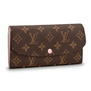 Carteira Louis Vuitton Emilie Monogram Colors