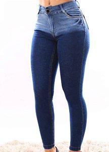 Calça Jeans Bicolor