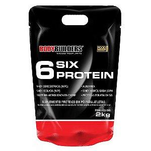 6 Six Protein 2Kg - Bodybuilders