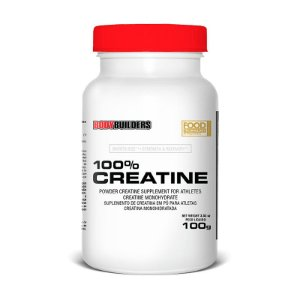 100% Creatine 100g- Bodybuiders