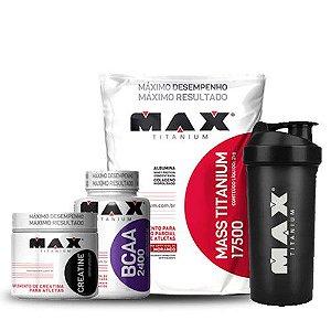 Mass Combo - MAX TITANIUM