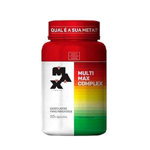 Multimax Complex (90 caps.)- MAX TITANIUM