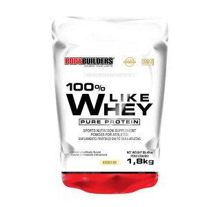 100% Like Whey (1,8Kg) - BODYBUILDERS