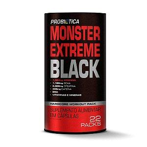 Monster Extreme Black (22 packs)- Probiótica