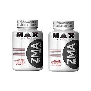 2x ZMA (90 cap.) Max Titanium