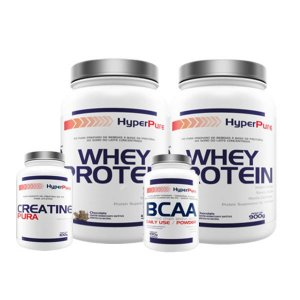 2 Whey Protein Combo - HyperPure