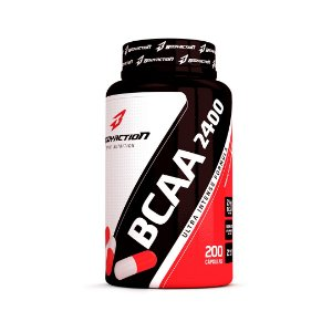 BCAA 2400 (200 caps.) Bodyaction