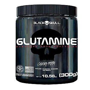 Glutamine (300g) - Black Skull