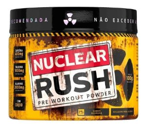 Nuclear Rush (100G) - Bodyaction