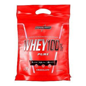 Whey 100% Pure (907G) REFIL - Integralmédica