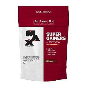 Super Gainers (3 Kg) - Max Titanium