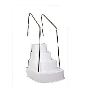 Escada Para Piscina Monobloco Viva Vida