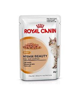 Sachê Royal Canin Feline Intense Beauty para Gatos 85g