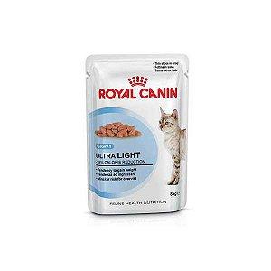 Sachê Royal Canin Feline Ultra Light para Gatos Adultos 85g