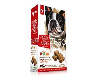 Petisco para Cães Sabor Maça Abobora e Quinoa