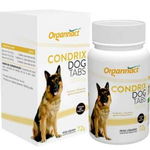 Condrix Dog Tabs 1200Mg 72Gr - Organnact