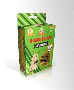 Biscoito Funcional para Cães Alérgicos