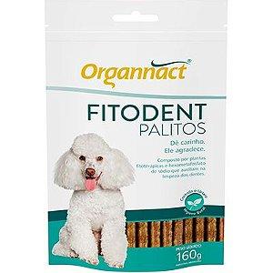 Fitodent Palitos  Organnact - Sachet 160gr