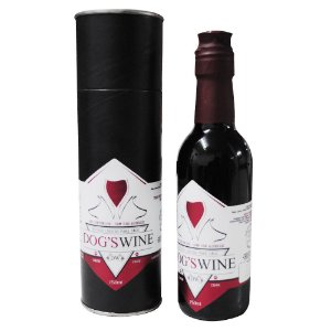 DOGS WINE TUBETE PETISCO P/ CAES 250ML