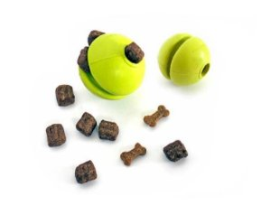 Brinquedo de Borracha que solta Petisco