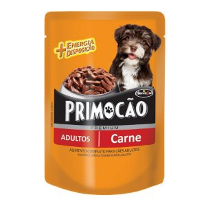 Sache Premium Primocão Carne 100gr