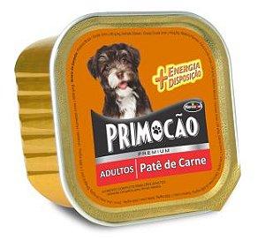 Pate para Cães Premium Sabor Carne