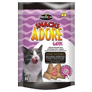 Snack Adore para Gatos Anti Odores