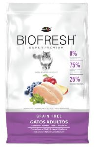 BIOFRESH GATOS ADULTO 400GR