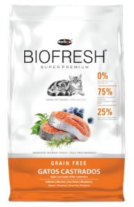 BIOFRESH GATOS CASTRADOS 400GR