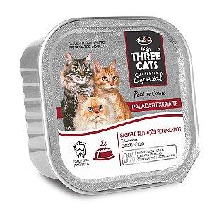 Threecats Esp. Pate Paladar Exigente 90gr