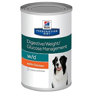 Prescription Diet™ w/d™ Canino Controle Digestivo/Do Peso/Glicêmico – Úmido