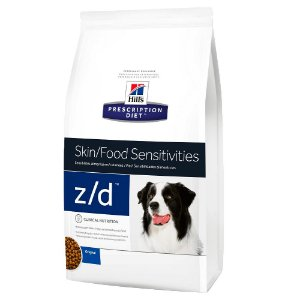 Prescription Diet™ z/d Canino – Pele / Hipersensibilidade Alimentar – Seco  3,6kg