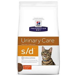Ração Hills Feline Prescription Diet C/D Cuidado Urinário