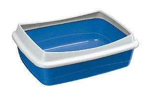 Bandeja Sanitária Ferplast Nip Plus Azul