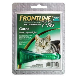 Anti-pulgas Frontline Plus Gatos
