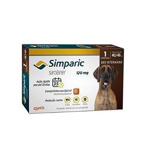 Antipulgas Simparic para Cães