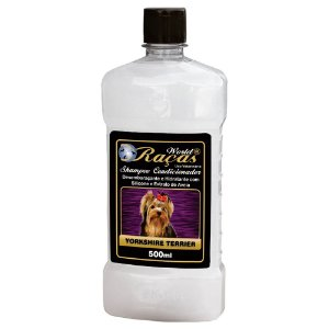 Shampoo e Condicionador para Yorkshire Terrier - World Raças 500ml