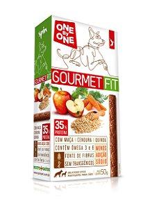 Stick GOURMET FIT Spin Pet - 50g - Maça + Cenoura + Quinoa