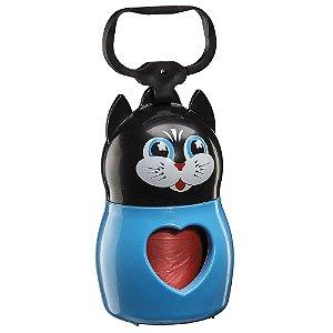 Porta Gato Saco Plásticos Pet