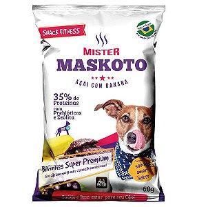 Mister Maskoto - Açai com Banana
