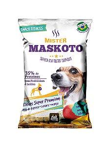 Mister Maskoto - Tapioca  com  frutas tropicais - 60G