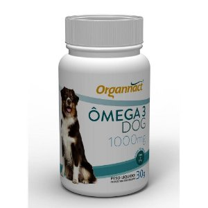 ORGANNACT OMEGA 3 DOG 1000MG  30GR