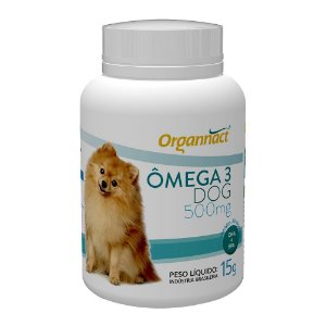ORGANNACT OMEGA 3 DOG 500MG 15GR