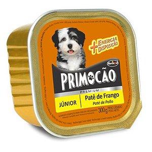 PATE PREMIUM PRIMOCÂO FRANGO FILHOTES 300GR