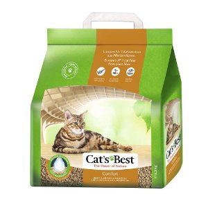 Granulado para Gatos Cat's Best  4.3kg
