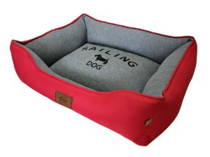 Cama Pet London Vermelha