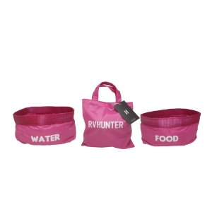 Kit para Cachorro Potinho Pink