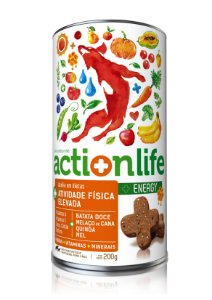 Snack ACTIONLIFE Spin Pet - 200g - Energy