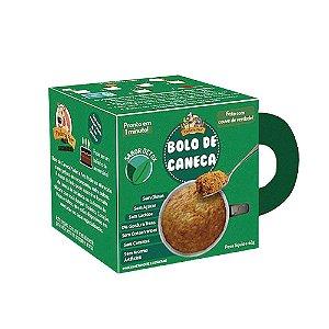 BOLO DE CANECA SABOR DETOX